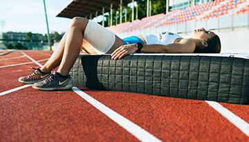 Preguntas sobre el descanso de los deportistas