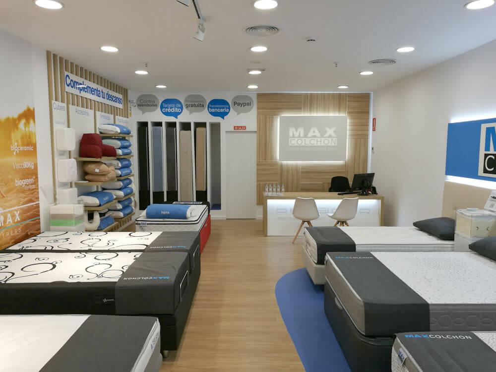 Tienda colchones tienda de colchones en torrevieja with for Colchones santiago de compostela