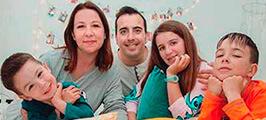 Los familikus mejoran su descanso familiar