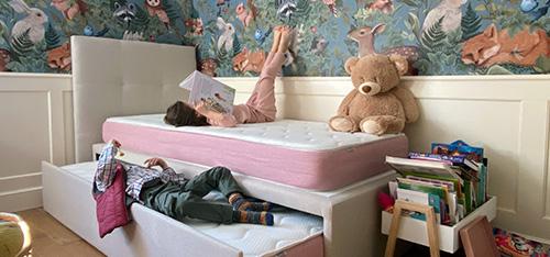 Lidia Bedman cama nido