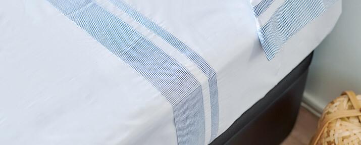 Detalles de sábanas
