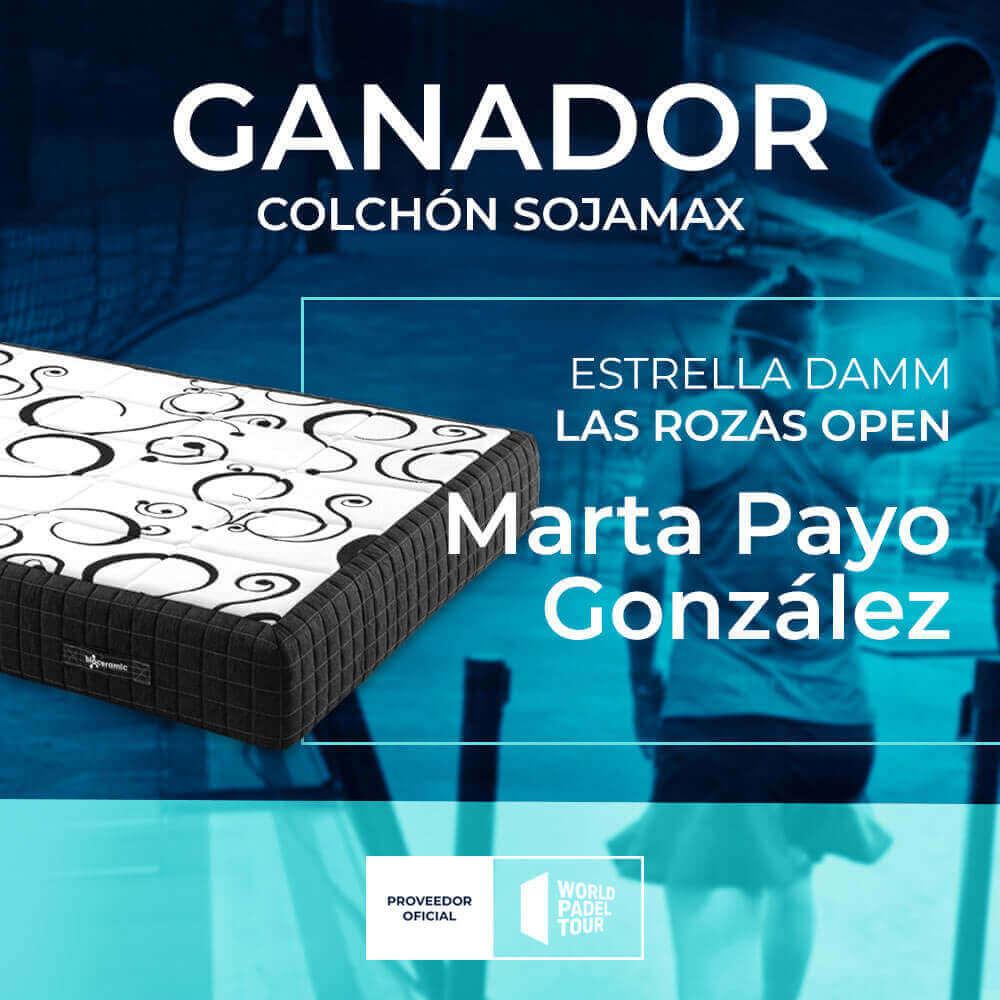 Ganador sorteo Sojamax Las Rozas