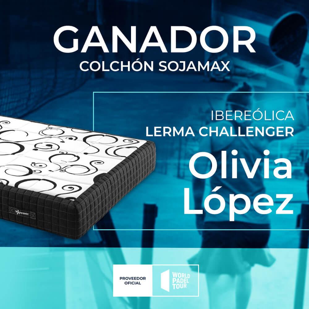 Ganador sorteo Sojamax Lerma