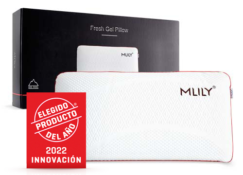 Almohada Mlily Fresh-Gel
