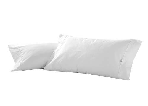 Funda de almohada partida 100% algodón 300h