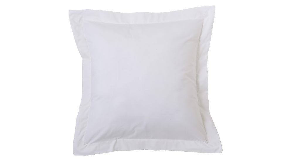 Funda de cojín 100% algodón 300h