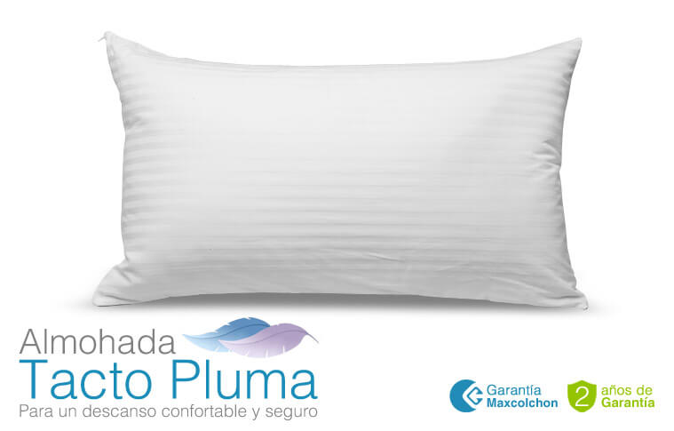 Regalo Almohada Tacto Pluma