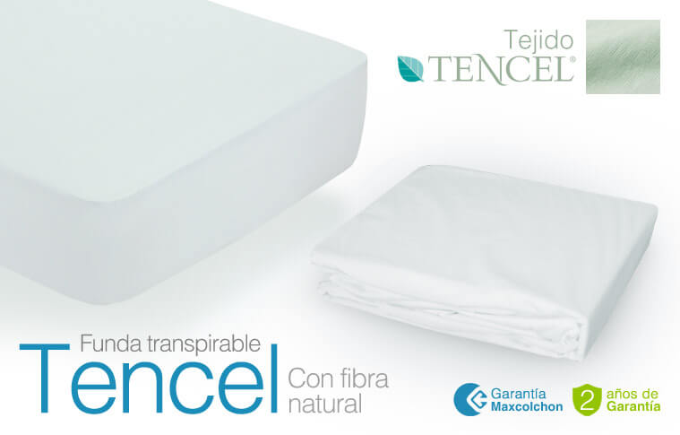 Regalo Funda Transpirable Tencel