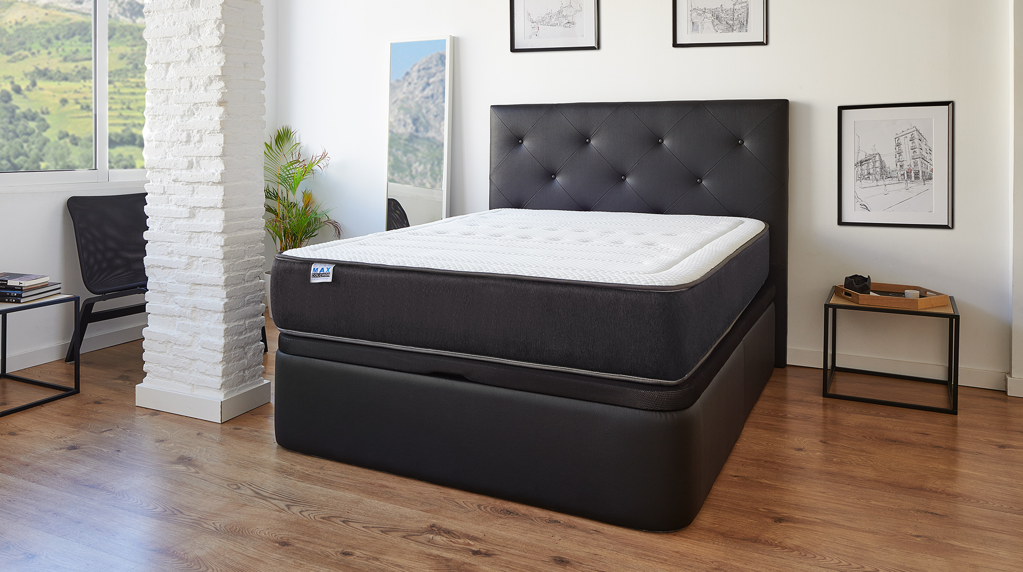 Colchón Confort-Visco