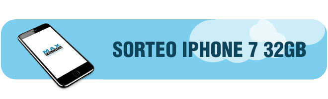 Sorteo iPhone 7 2017