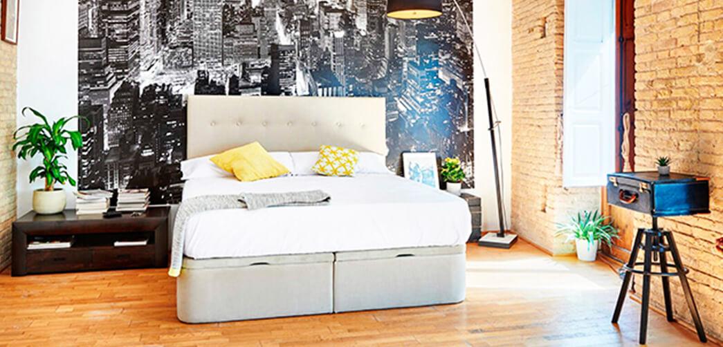 Los cabeceros juegan un papel vital en la decoración del dormitorio