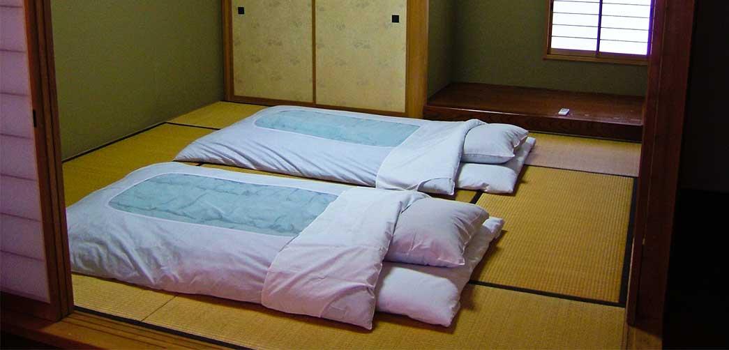 Cómo duermen los japoneses