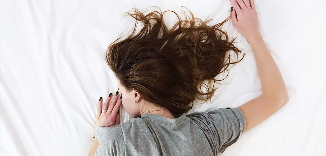 Dormir sin almohada