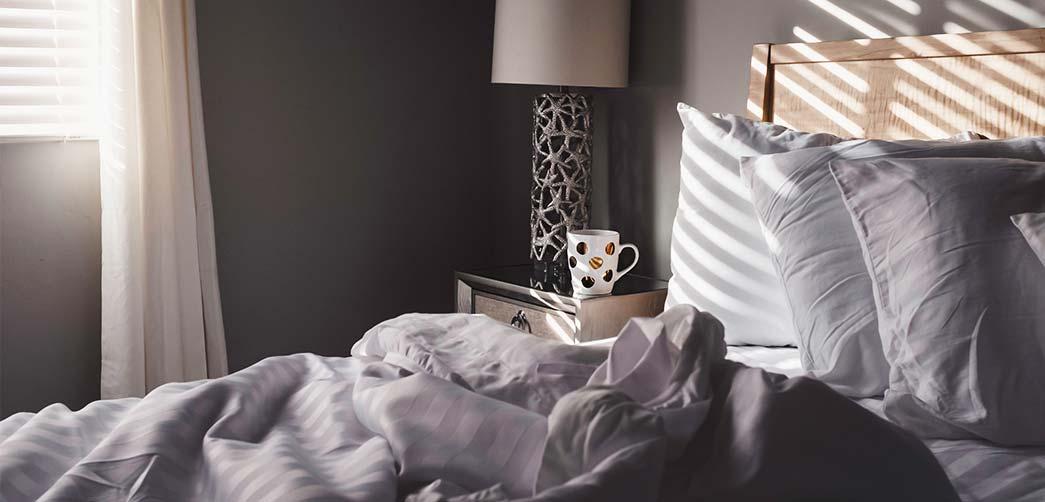 ¿Por qué es malo hacer la cama?