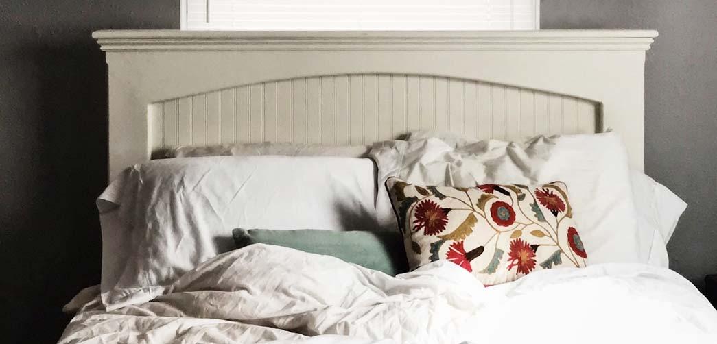 ¿Por qué usar almohada?
