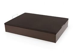 Canapé de Madera con Tapa 3D