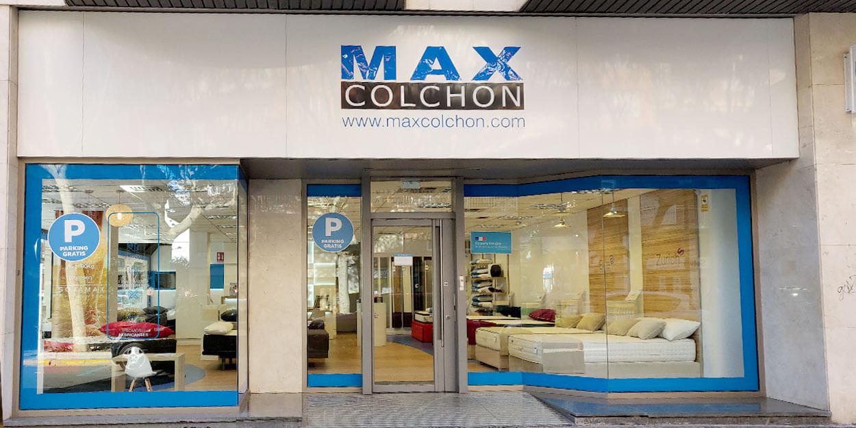Tienda de colchones en Gandia - Maxcolchon 58e70f33636db
